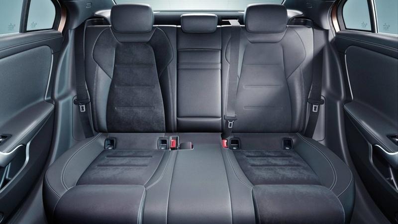 2018 - [Mercedes-Benz] Classe A Sedan - Page 4 86bd5d10