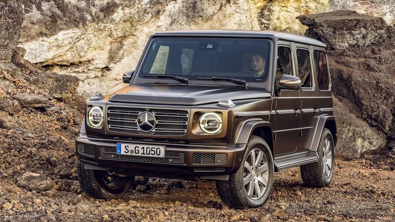2017 - [Mercedes-Benz] Classe G II - Page 7 86d40d10