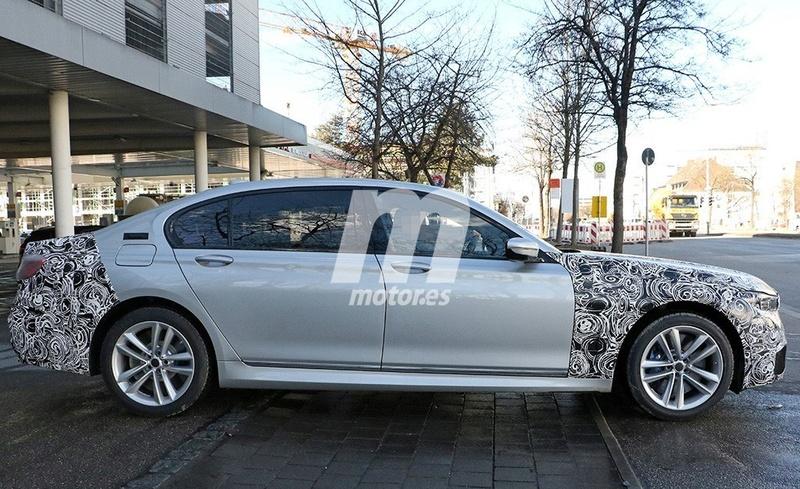 2019 - [BMW] Série 7 restylée  86dd8110