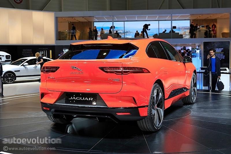 2018 - [Jaguar] I-Pace (série) - Page 4 86edf210