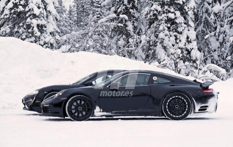 2019 - [Porsche] Taycan [J1] - Page 2 872a7710