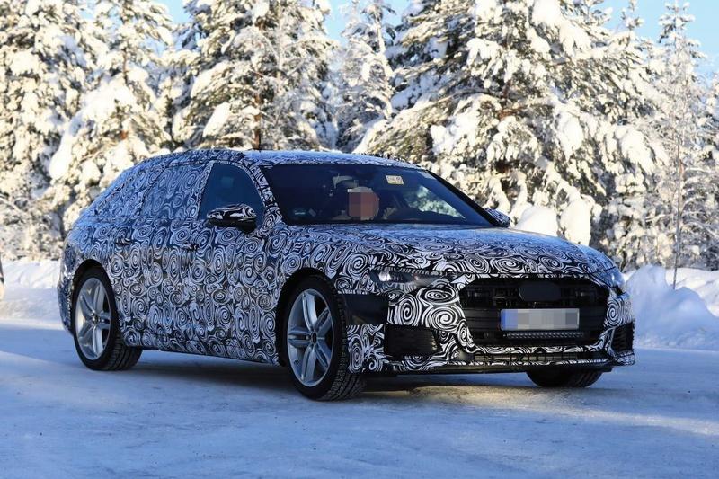 2017 - [Audi] A6 Berline & Avant [C8] - Page 5 87556d10