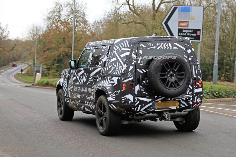 2018 - [Land Rover] Defender [L663] - Page 5 87783f10