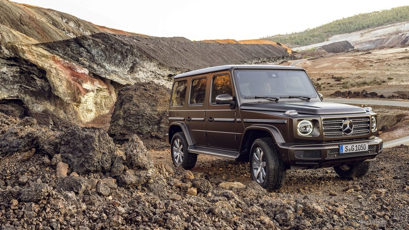 2017 - [Mercedes-Benz] Classe G II - Page 7 8788b610