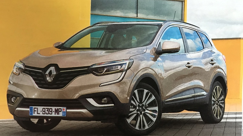 2018 - [Renault] Kadjar restylé  - Page 2 881af010