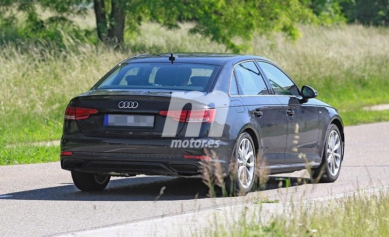 2018 - [Audi] A4 restylée  - Page 2 8831c510