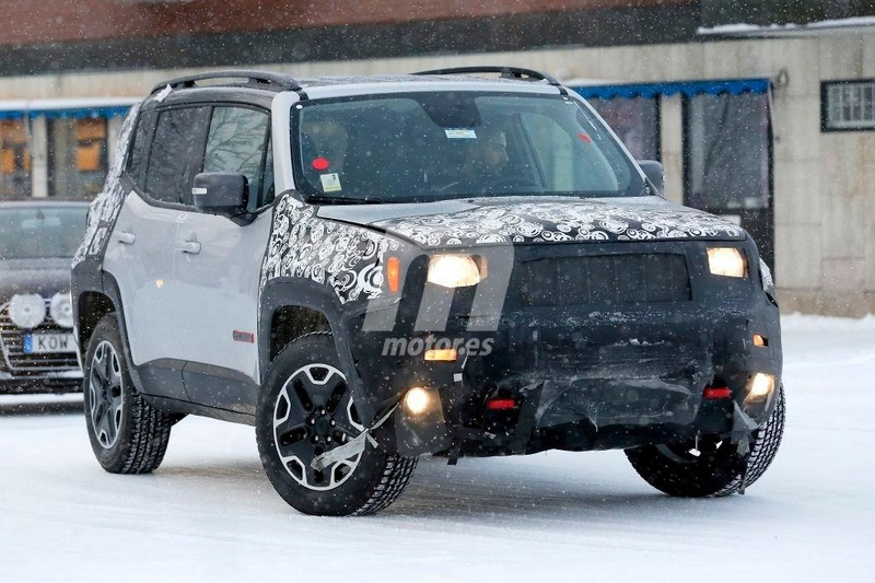 2014 - [Jeep] Renegade - Page 12 88645410
