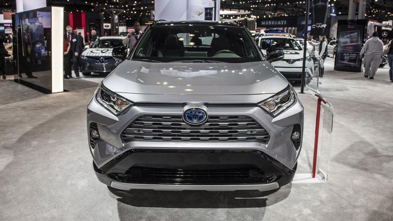2019 - [Toyota] RAV 4 V - Page 2 88791810