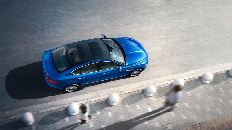 2014 - [Jaguar] XE [X760] - Page 22 88955e10