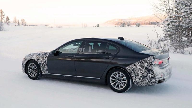 2019 - [BMW] Série 7 restylée  88c52e10