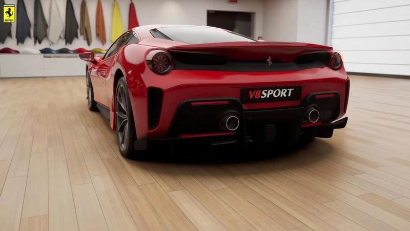 2018 - [Ferrari] 488 Pista - Page 6 891a8a10