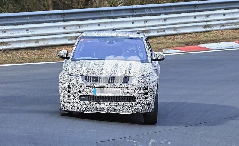 2018 - [Land Rover] Range Rover Evoque II - Page 2 896f1210