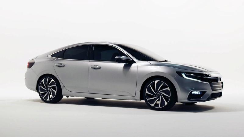 2018 - [Honda] Insight III 89d2fc10