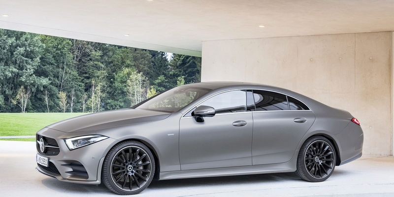 2018 - [Mercedes] CLS III  - Page 5 89f35110