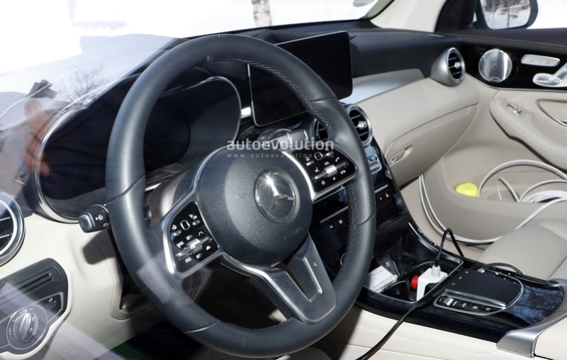 2018 - [Mercedes-Benz] GLC/GLC Coupé restylés 8a248110