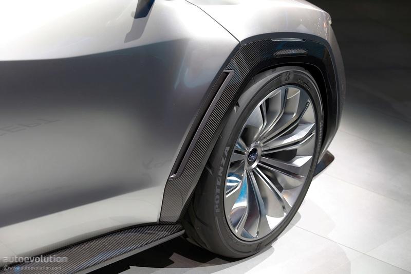 2018 - [Subaru] Viziv Tourer Concept 8b43c510