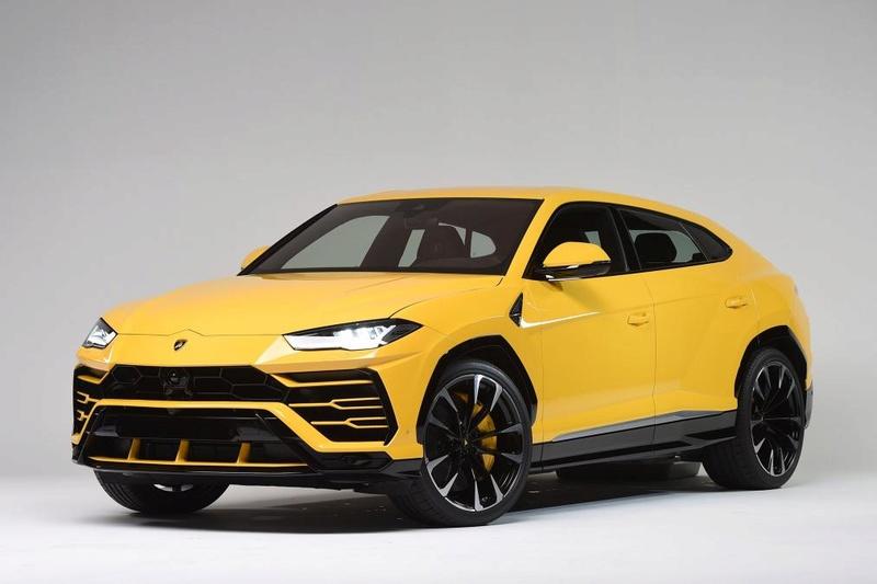2018 - [Lamborghini] SUV Urus [LB 736] - Page 9 8b6c5d10