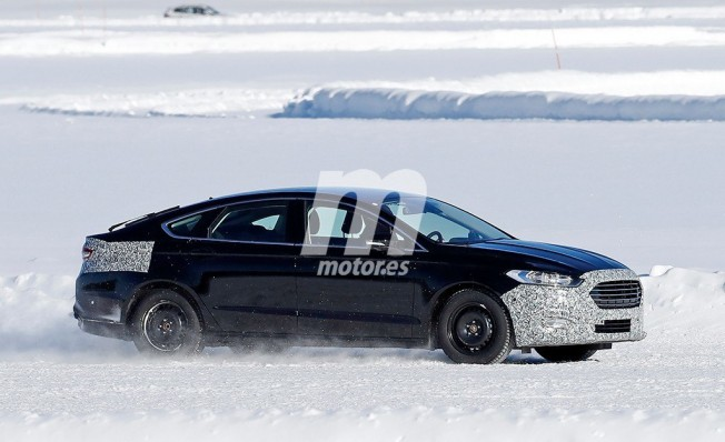 2018 - [Ford] Mondeo/Fusion V 8cbc8a10