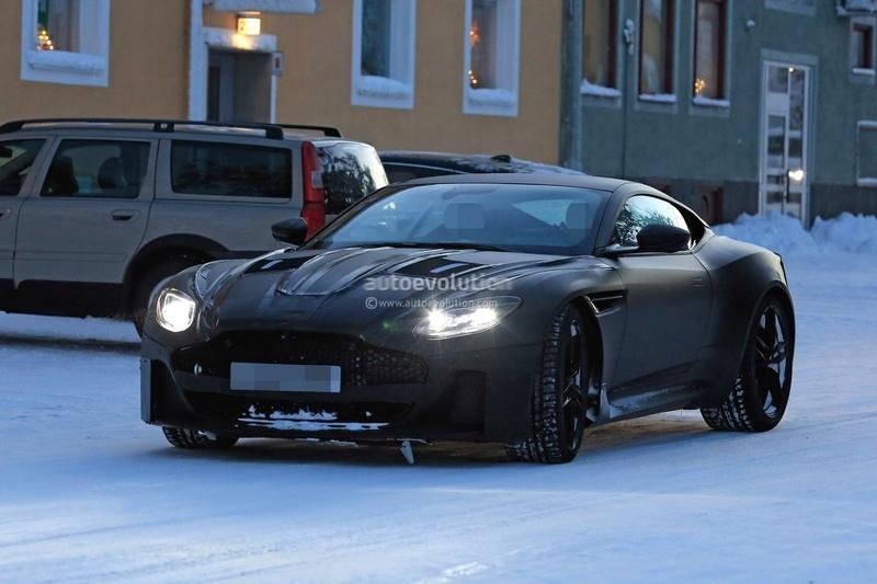 2019 - [Aston Martin] DBS Superleggera 8d99dc10