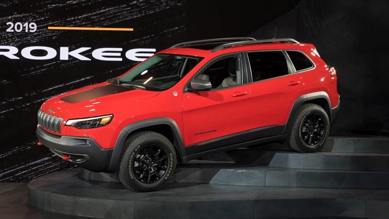 2016 - [Jeep] Cherokee restylé - Page 2 8e2cd910