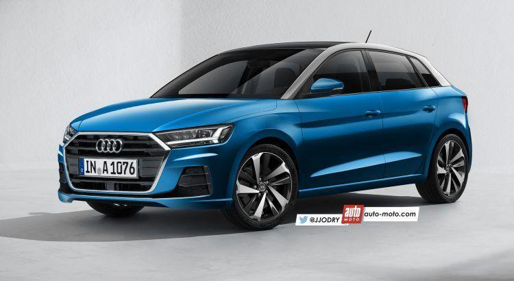 2018 - [Audi] A1 Sportback II - Page 4 8e78ca10