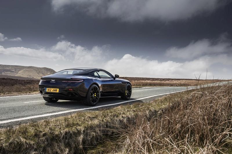 2016 - [Aston Martin] DB11 - Page 10 8e953a10