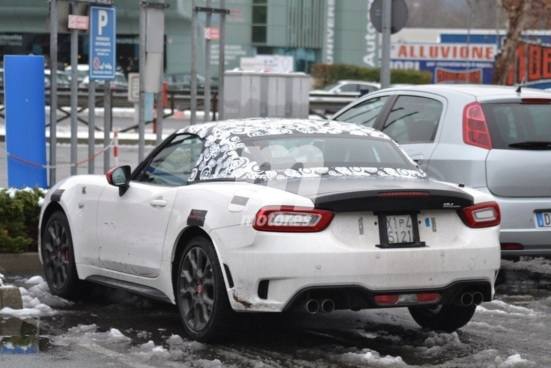 2016 - [Abarth] 124 Spider - Page 3 8f514a10