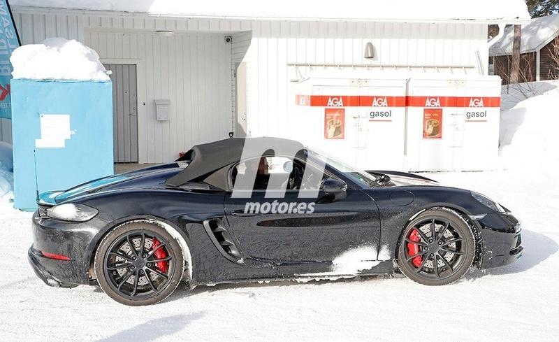 2016 - [Porsche] 718 Boxster & 718 Cayman [982] - Page 6 8fc51910