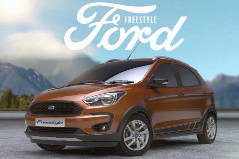 2014 - [Ford] Ka III/Ka Sedan/Figo - Page 10 909bbf10