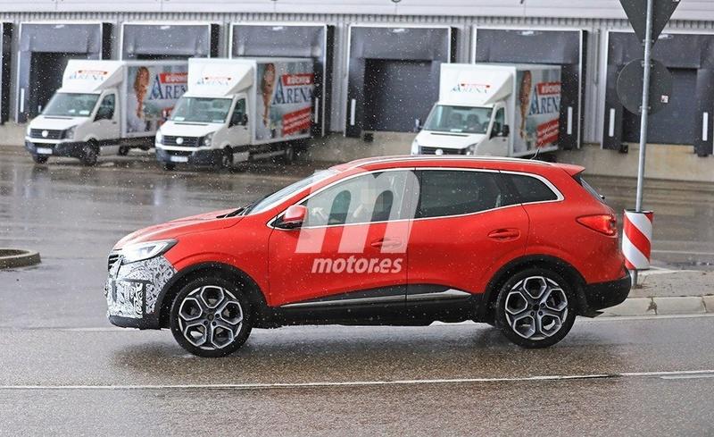 2018 - [Renault] Kadjar restylé  - Page 4 91018d10