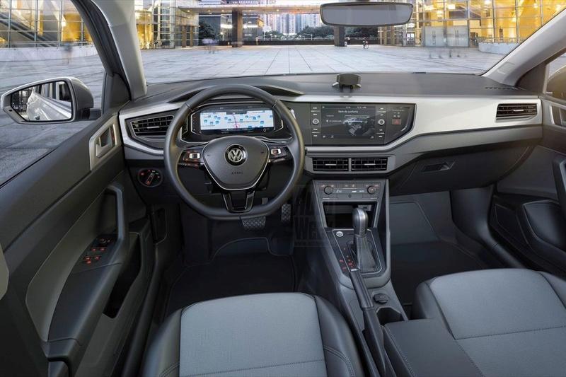 2017 - [Volkswagen] Polo VI  - Page 29 9149db10