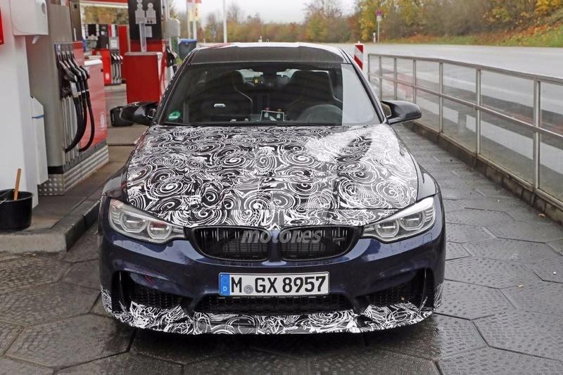 2014 - [BMW] M3 & M4 [F80/F82/F83] - Page 26 91899810