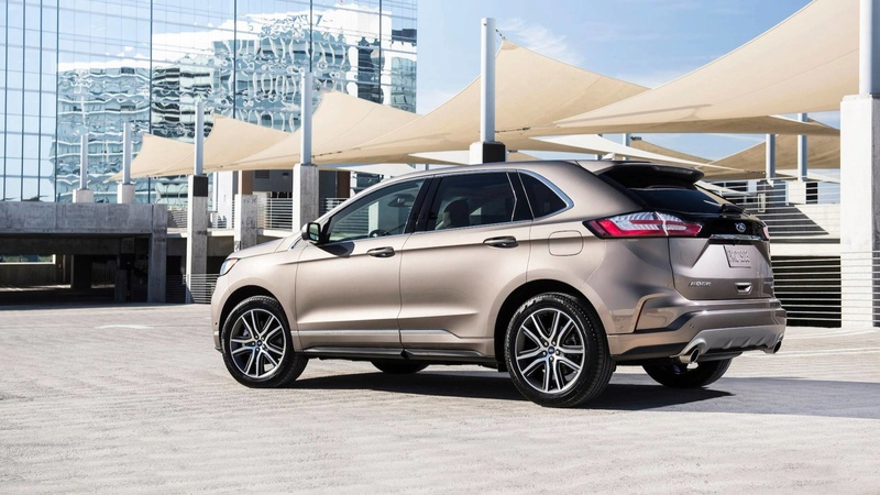 2015 - [Ford] Edge II - Page 6 9195d710