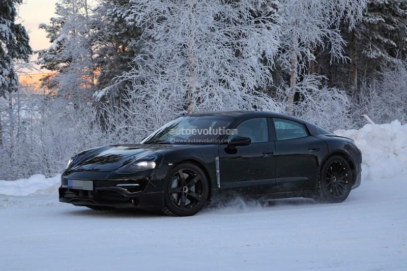 2019 - [Porsche] Taycan [J1] - Page 2 91ca8010