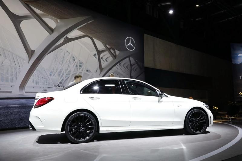 2018 - [Mercedes] Classe C Restylée [W205/S205] - Page 4 92a5d410