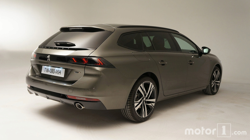 2018 - [Peugeot] 508 II SW - Page 3 9320ad10