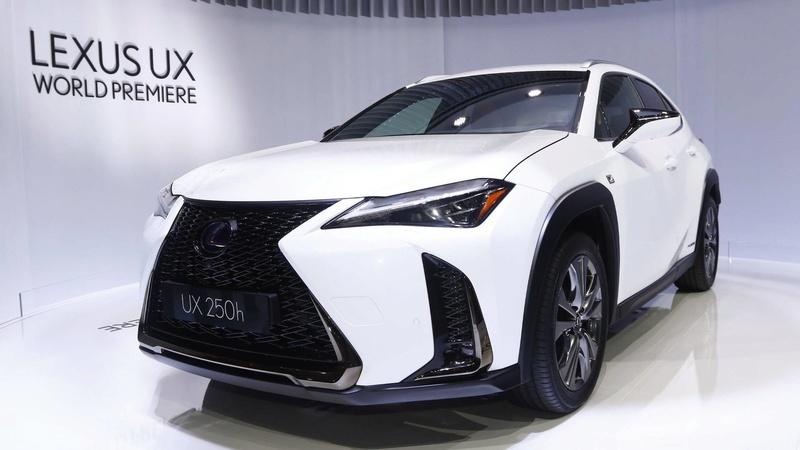2018 - [Lexus] UX - Page 2 933a5110