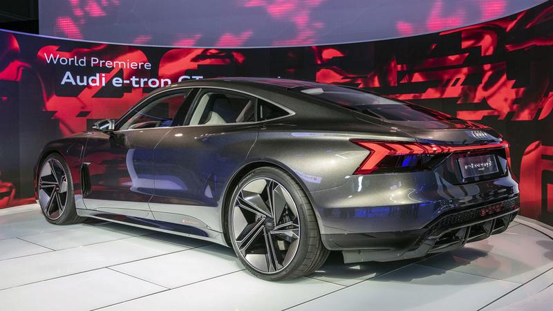 2018 - [Audi] E-Tron GT - Page 3 93b6ca10