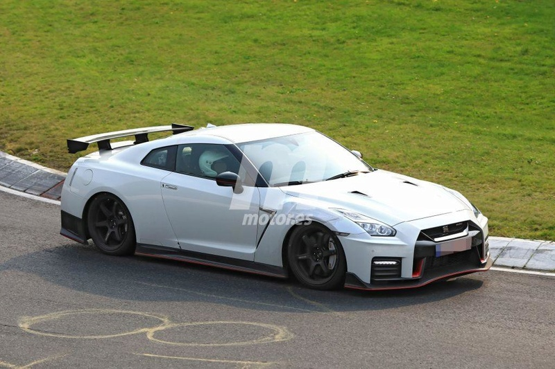 2007 - [Nissan] GT-R - Page 21 93c7ab10