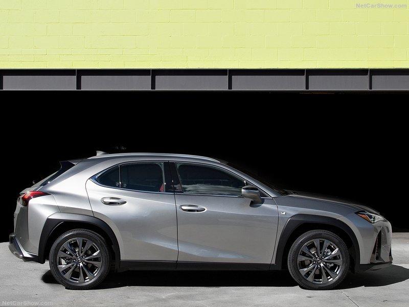 2018 - [Lexus] UX - Page 2 93ccc810