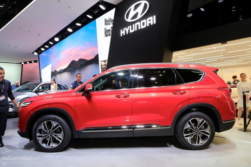 2018 - [Hyundai] Santa Fe IV - Page 3 93d40f10