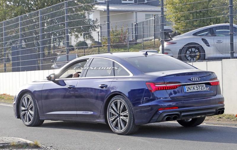 2017 - [Audi] A6 Berline & Avant [C8] - Page 10 94687010