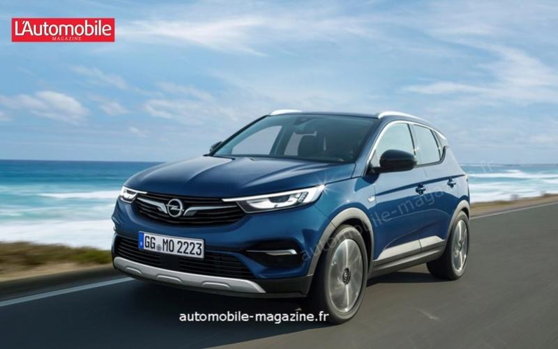 2019 - [Buick] Encore II 94896310