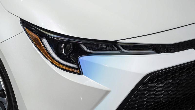 2018 - [Toyota] Corolla Sedan - Page 2 94949210