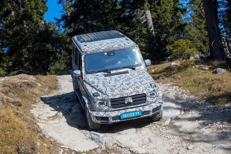 2017 - [Mercedes-Benz] Classe G II - Page 6 94b94610