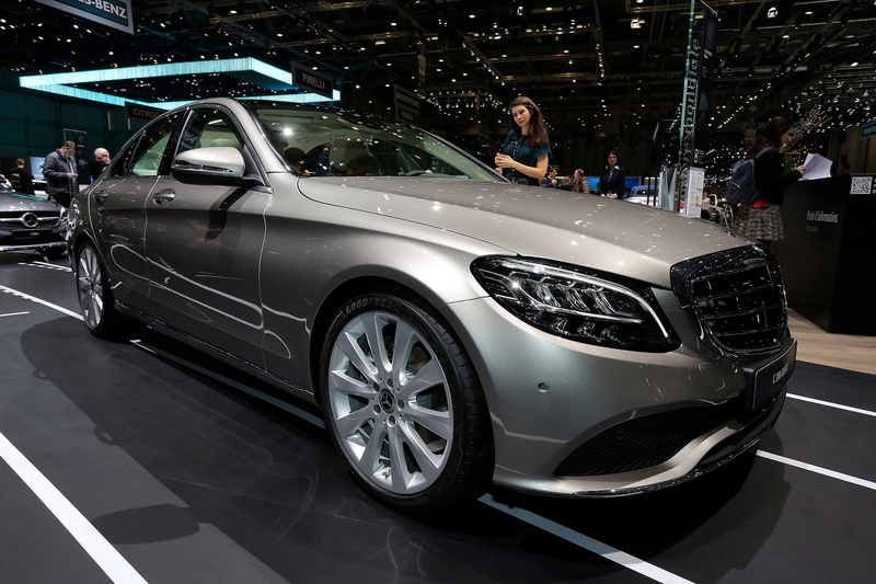 2018 - [Mercedes] Classe C Restylée [W205/S205] - Page 4 95426910