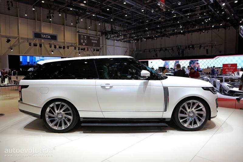 2019 - [Land Rover] Range Rover SV Coupé  - Page 2 95629d10