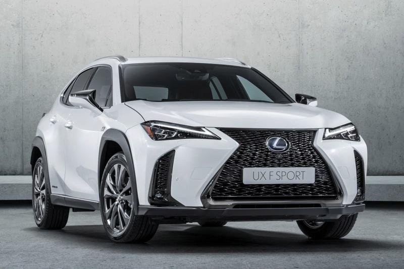 2018 - [Lexus] UX - Page 2 96046510