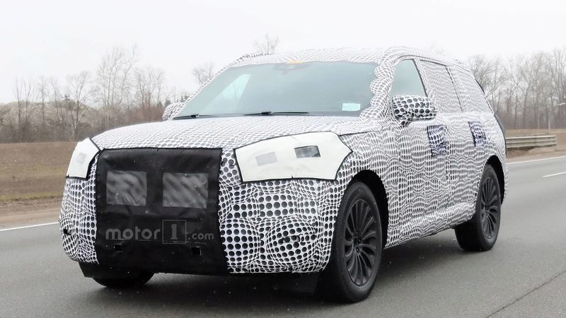 2019 - [Lincoln] Aviator 9605c410