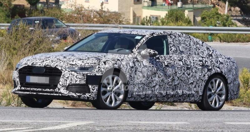 2017 - [Audi] A6 Berline & Avant [C8] - Page 4 96341a10
